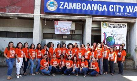 ZCWD Observes 18-Day Campaign to End Violence Against Women (VAW)